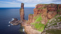 Spectacular Old Man of Hoy