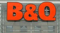 B&Q owner sees shares fall by 6%