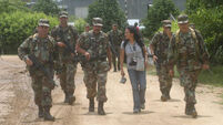 A woman at war for justice in Colombia