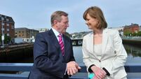 Jobs, jobs, jobs with Enda in election mode
