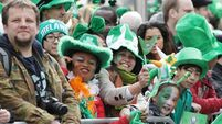 Shallowness of Patrick's Day brings home to us our lack of identity