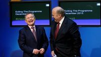 Back to the future as troika exit Ireland