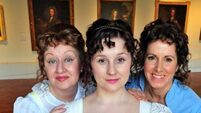 From the lady-like world of Jane Austen to Cork's stage
