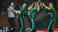 Joyce credits bowlers as Ireland shake off UAE
