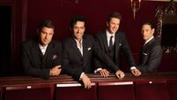 Il Divo: Putting the pop in opera