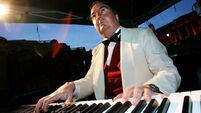 Silent is golden for veteran film pianist at French Film Festival