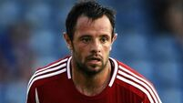 Hernia surgery  rules Reid out of Serbia friendly
