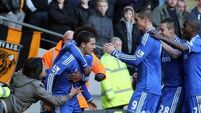 Rise of Hazard has Jose raving