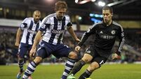 Baggies hold moody Blues