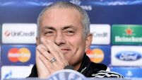 Strikerless Jose can't let back five lose the plot too