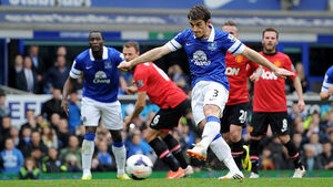 Toffees give Moyes food for thought