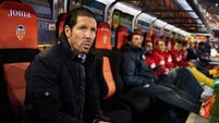 Simeone's warriors up for fight