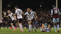 Allardyce slates 'irresponsible'  Nolan as Fulham climb out of drop zone