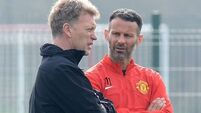 Giggs at ease with United expectation