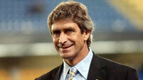 Pellegrini still adamant City can overcome Barca