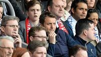 Sherwood salutes Spurs' spirit