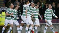 Boss Lennon hungry for more as Celts retain title