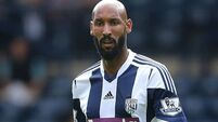 Baggies in limbo as Anelka quits