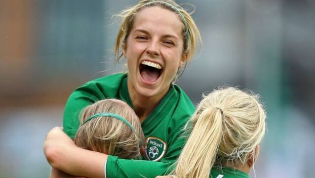 Irish women still in hunt