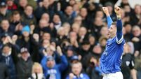 Toffees quietly maintain Champions League push