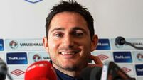 Lampard looking to bow out in style
