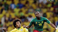 Neymar continues to carry Brazil