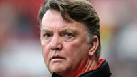 Van Gaal plays cards close to chest over Old Trafford move