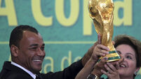 Leader Cafu hasn't forgotten favela out in swanky suburbs