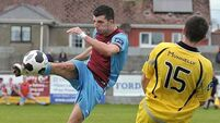 Hallahan saves point for Cobh