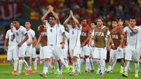 Spain's reign ended by red-hot Chile