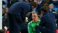 No risk factor playing Hart, insists City boss Pellegrini