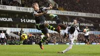 Spurs back on track as Sherwood finds winning formula