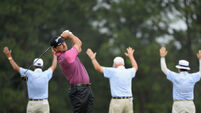 McDowell pleased as he looks a perfect match for Pinehurst