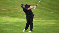 Lowry hits form with old favourite