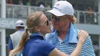 Jimenez stars again as Europe close in on EurAsia win