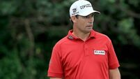 Missed cut adds to Harrington's woes
