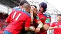Hand injury likely to rule Laulala out of Toulon clash