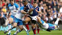 Saint-Andre warns Ireland