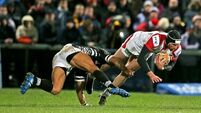 Payne lifts gloom as Ulster labour to shake off Zebre