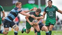 No fond farewell for departing trio as Connacht slip up