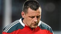 Coughlan leaving Munster for Pau