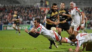 Battling Ulster fail to get bonus point