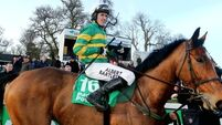 McCoy's Grand National choice looks 'a toss-up', says Berry