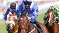 Taghrooda  dazzles in Oaks
