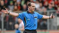 Referees  warned to  get  black card calls right