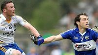 'More in the tank' as Munnelly lifts Laois