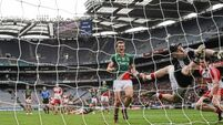 Derry impress on day to forget for Mayo