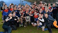 Magnificent Waterford IT cup kings again