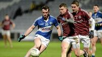 Laois run riot as Galway collapse