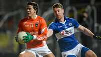 Only way is up for Grimley as Armagh brush Laois aside